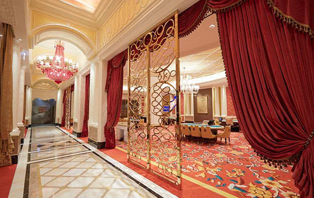 Landing's Jeju casino hosting Triton Poker tour stop