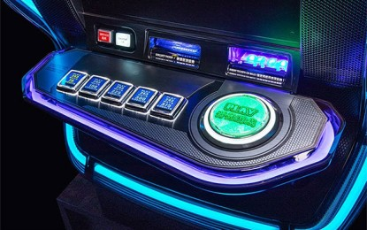 Sega Sammy Creation to debut Genesis Star cabinet