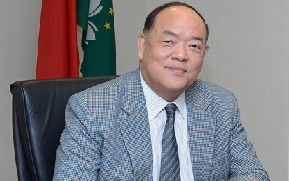 Macau CE-designate pledge to solve gaming rights issues
