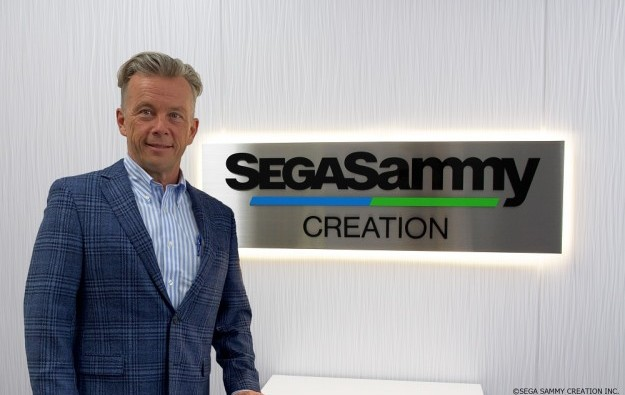 Sega Sammy Creation names CEO for Nevada unit