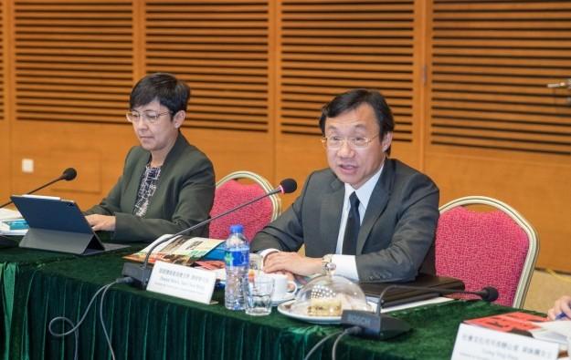 Tourist tax idea for Macau capacity issues: Alexis Tam