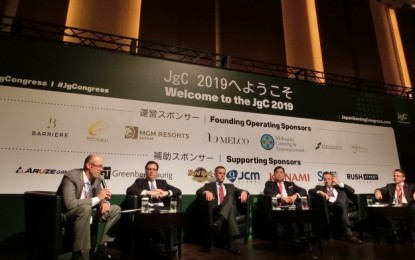 Melco expects Japan spend 50:50 with local partner: CFO