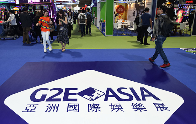 TCS John Huxley urges G2E Asia delayed again or dropped