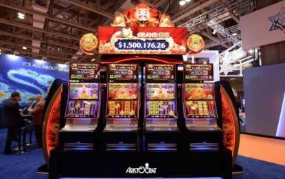 Newest Aristocrat linked slot game enters Macau market
