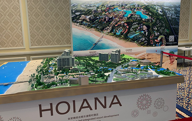 Hoiana backers loan extra US$60mln for Vietnam scheme