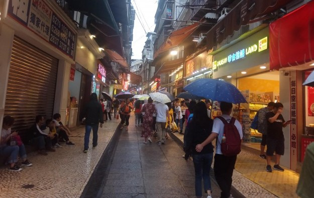First 3 days of Labour hols see 37pct visitor jump in Macau