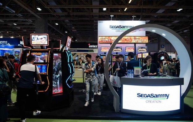 Sega Sammy Creation eyes expansion with smaller products