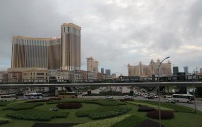 Macau hotel occupancy double-digit fall in Jan: MGTO