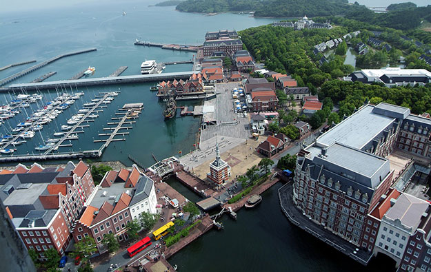 NagaCorp eyes Nagasaki IR, sees merit in Huis Ten Bosch