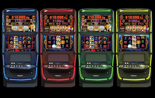 Sega Sammy Creation to launch first slot cabinet in U.S.