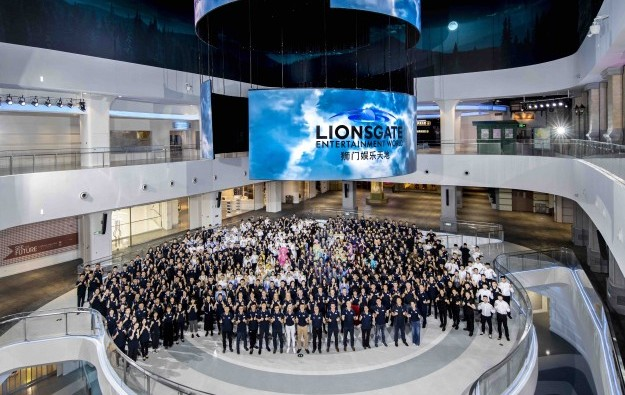 Lionsgate theme park opens next door to Macau