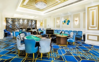 Macau VIP dip by compound 4pct yearly to 2023: brokerage
