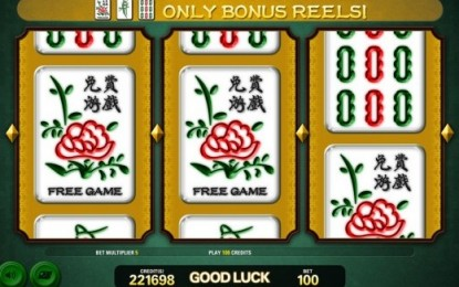 Sega Sammy Creation launches first slot titles for Macau