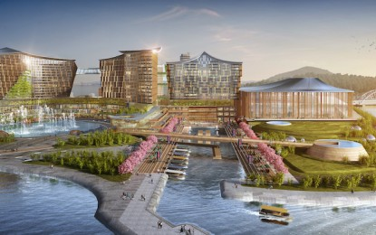 Suncity partners with Aedas architects for Wakayama project