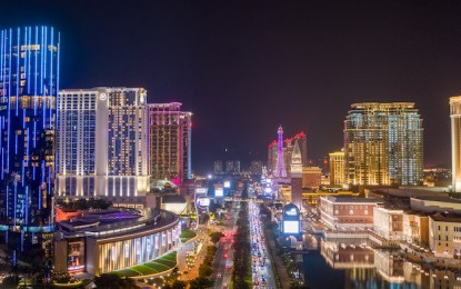 Low single digit growth for Macau gaming in 2020: Fitch