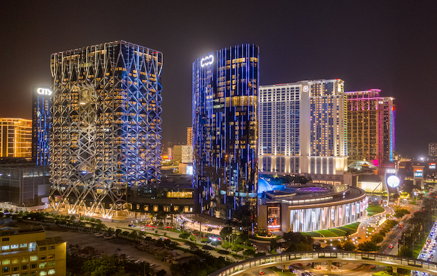 Macau 2020 casino GGR could rise by 8 pct: Bernstein