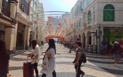 Visitors to Macau down 3pct on last day of Golden Week