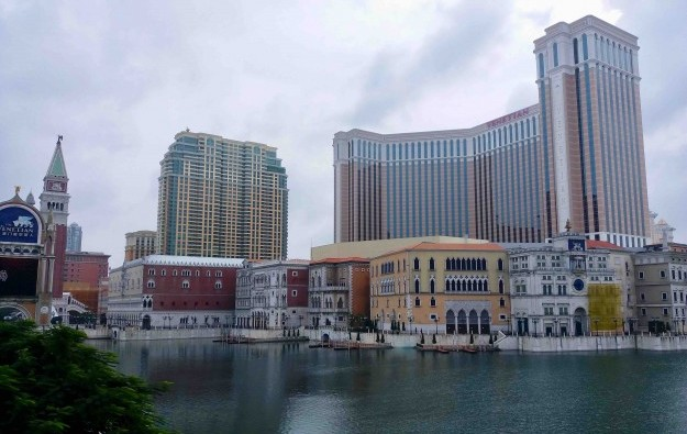 1Q EBITDA break-even for some Macau casino ops: MS