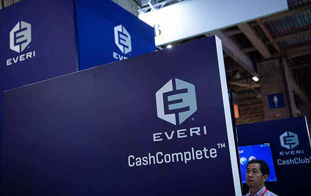 Everi to launch Empire Flex cabinet, new games
