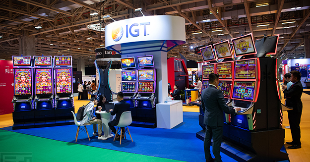 IGT making meaningful progress in Asia: Michael Cheers