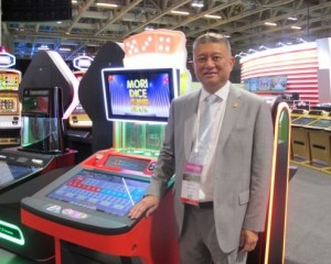 LT Game shows new sic bo products, eyes more slot sales
