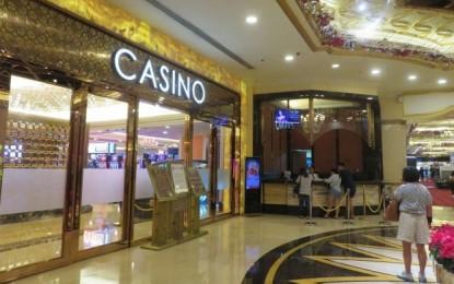 Manila casinos remain open amid volcano alert
