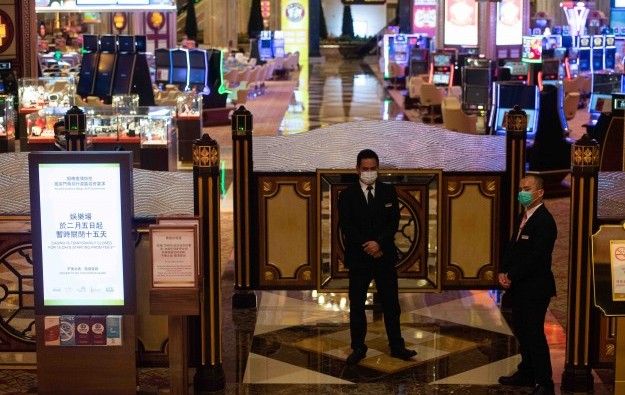 Casinos closures from midnight Tuesday: Macau govt