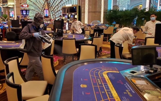 GGRAsia – Macau casinos to reopen at halved gaming capacity: DICJ