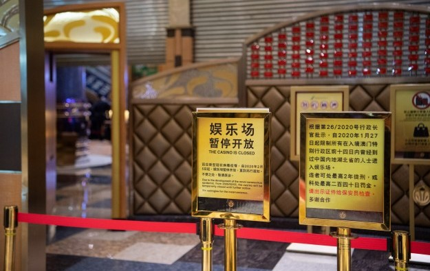 Casino closures dim Macau 2020 outlook: execs, analysts