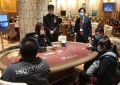 Macau's casino staff mask rule extended to March