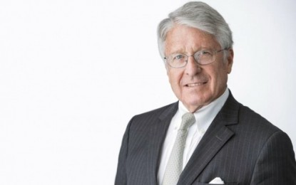 Evans retires as chairman of Crane Co after 36 years
