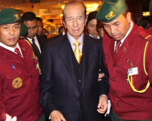 The maker of modern Macau gaming