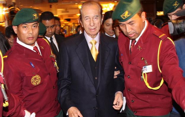 The maker of modern Macau gaming