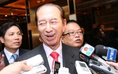Macau casino pioneer dies aged 98