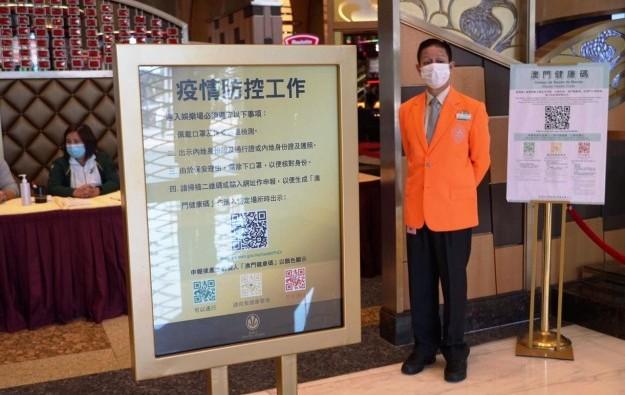 GGRAsia – Macau govt might suspend a casino if virus found there