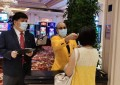 Macau starts safety testing for casino staff