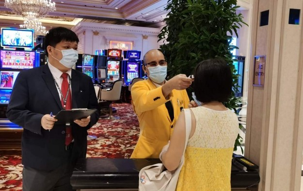 Macau casino ops set up venues for Covid-19 testing