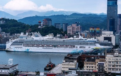 Genting HK unit restarts cruise services to Taiwan