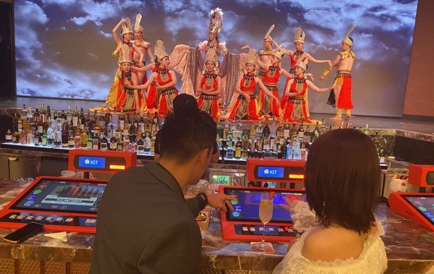Interblock installs ETGs at Vietnam's Hoiana casino resort