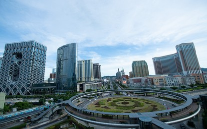 Macau govt Sept gaming tax take shows little improvement