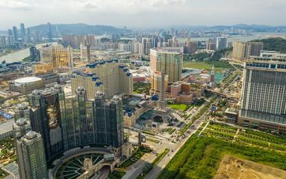 Macau govtAugustgaming taxtake up 52pct m-o-m