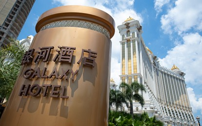 Galaxy Ent fifth Macau op to flag extra payment for staff