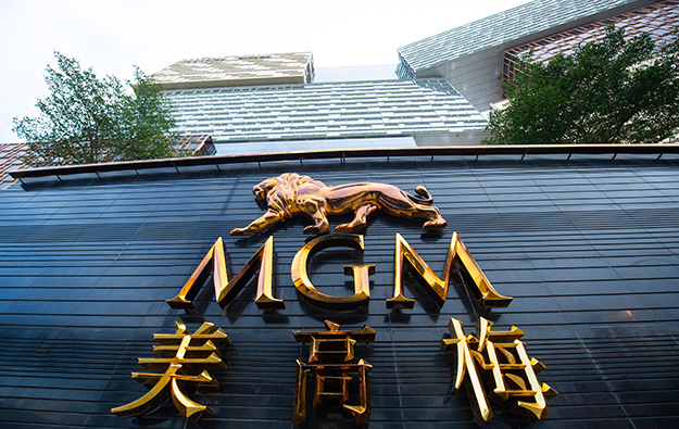 MGM China adjusted EBITDA loss shrinks sequentially in 3Q