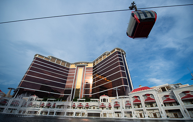 Wynn Macau Ltd US$850mln in new debt, daily costs down