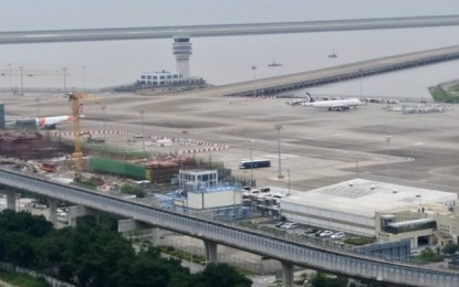Feb flights maybe 30pct up on Jan says Macau airport