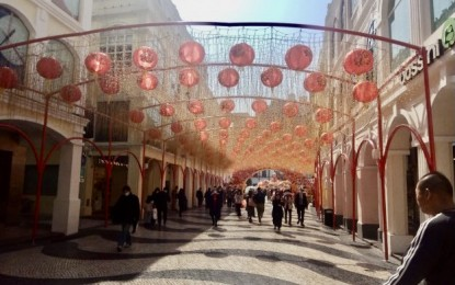 Average Macau hotel occupancy 48pct in CNY, rates down