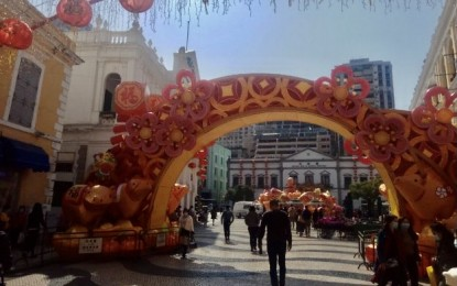 Macau CNY biz hit by mainland virus cases: analysts