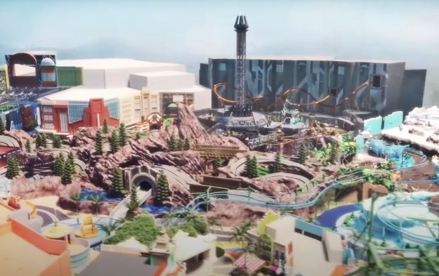 GEN Malaysia aims 2Q launch for US$800mln theme park