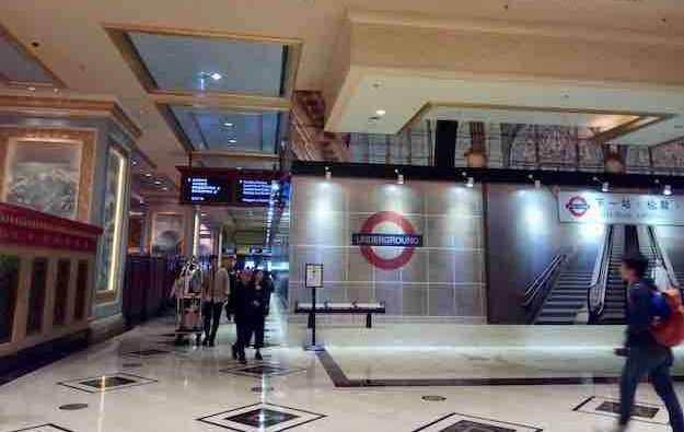 UK branding of Londoner Macao clear to Chinese say scholars