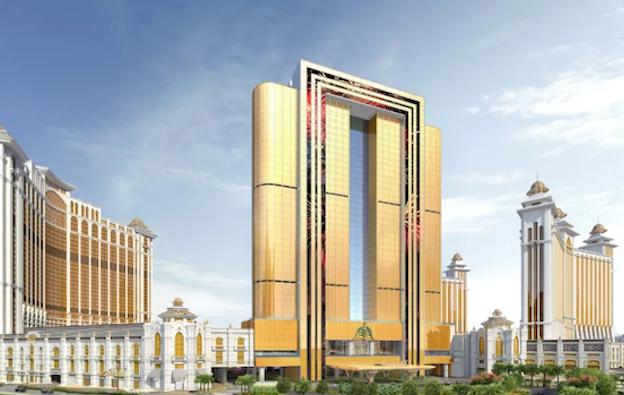 Galaxy Macau to add Raffles-branded hotel tower